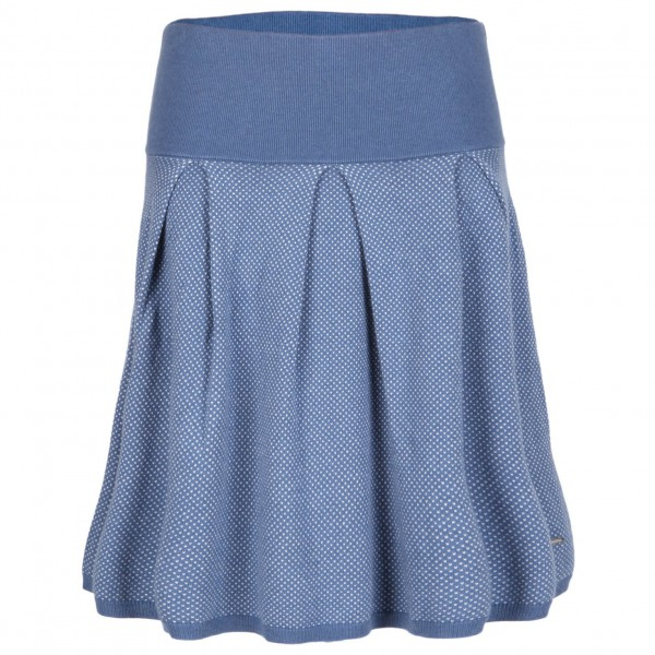 Alprausch - Women's Bittli China Blue - Skirt