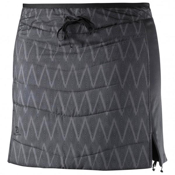 Salomon - Women's Drifter Mid Skirt - Tekokuituhame