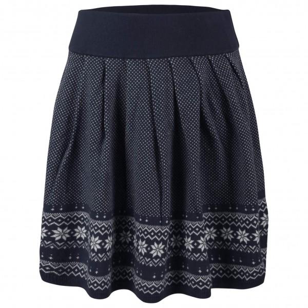 Alprausch - Women's Schnee-Schüppli Knitted Skirt - Kjol