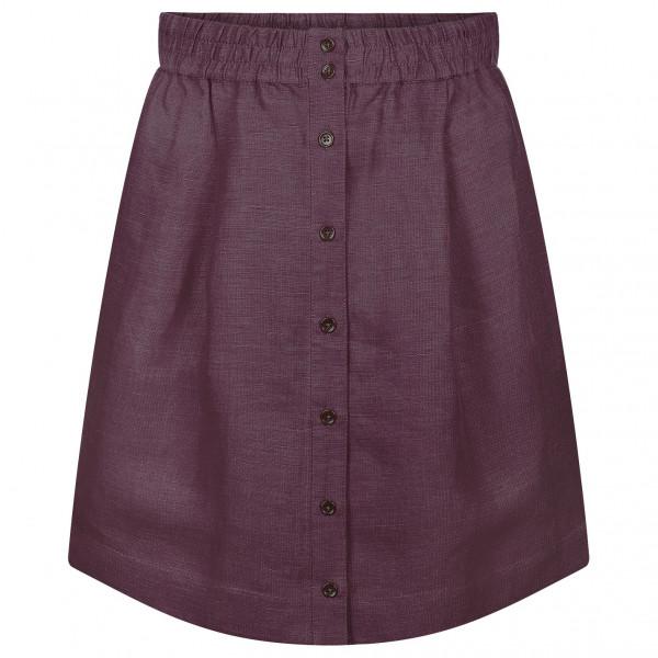 Bleed - Women's Tencel Linen Skirt - Skirt