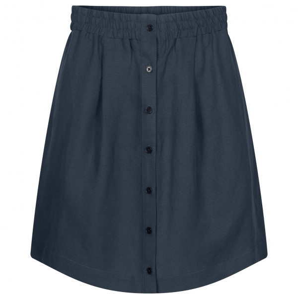 Bleed - Women's Tencel Linen Skirt - Skjørt