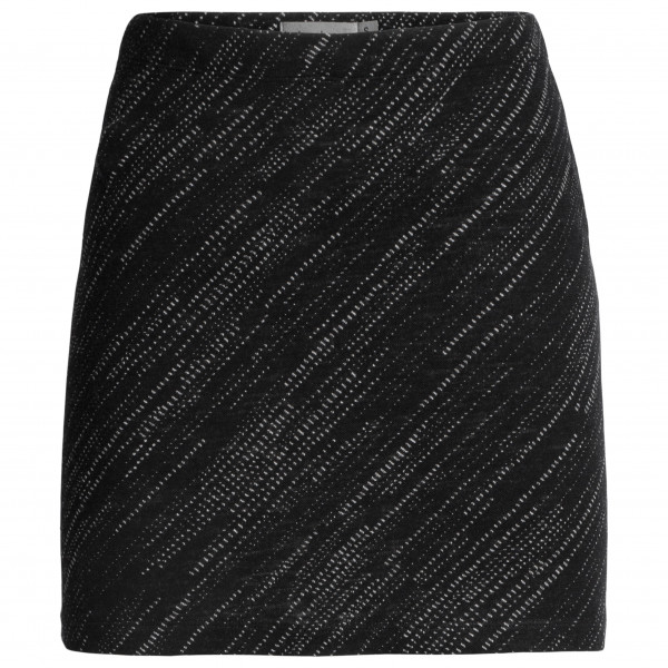 Icebreaker - Women's Affinity Skirt Snow Storm - Rock