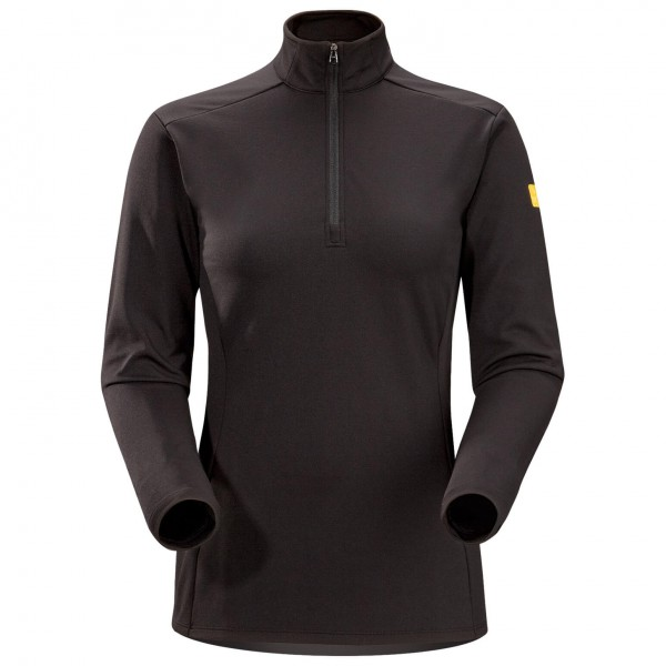 Arc'teryx - Women's Phase AR Zip Neck LS - Manches longues