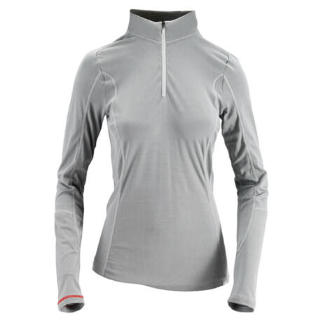 The North Face - Women's Light L/S Zip Neck