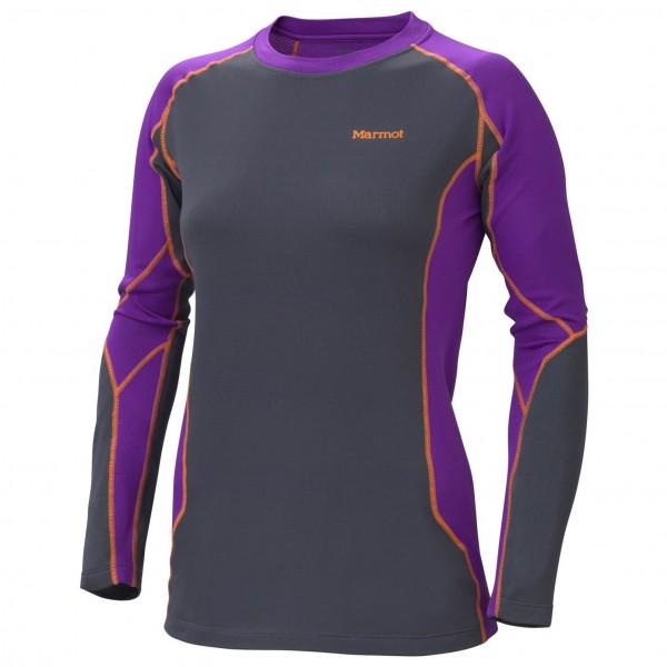 Marmot - Women's Midweight Crew LS - Funktionsshirt