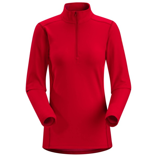 Arc'teryx - Women's Phase SV Zip Neck LS