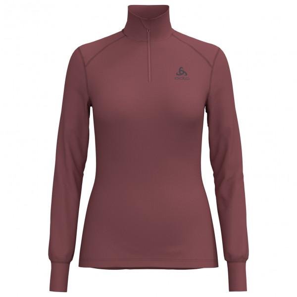 Odlo - Women's Shirt L/S Turtle Neck 1/2 Zip Warm - Kunstfaserunterwäsche