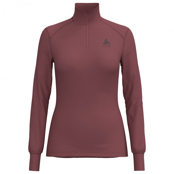 Odlo - Women's Shirt L/S Turtle Neck 1/2 Zip Warm