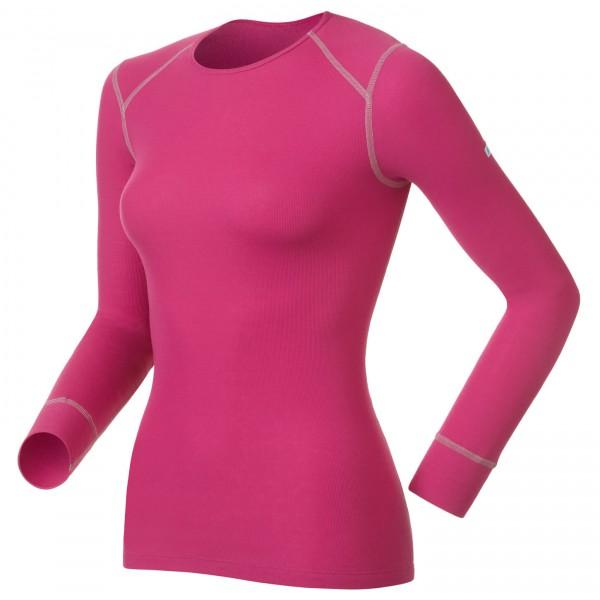 Odlo - Women's Shirt L/S Crew Neck Warm - Longsleeve