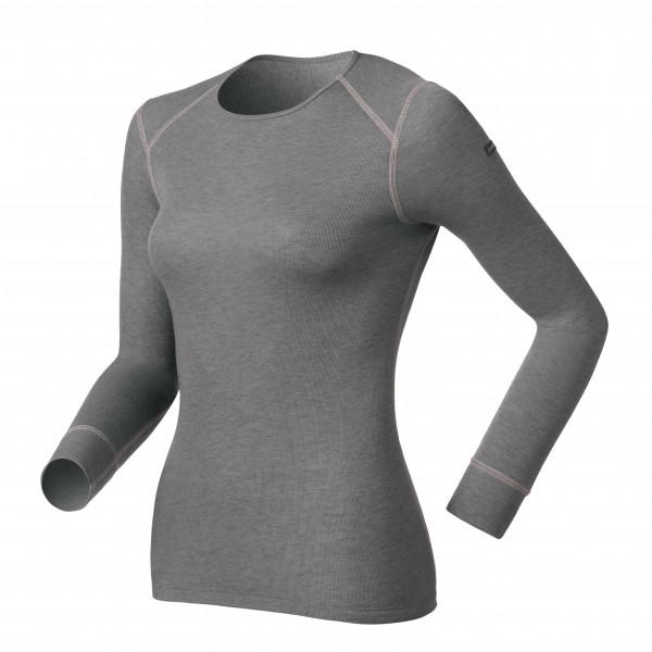 Odlo - Women's Shirt L/S Crew Neck Warm - Manches longues