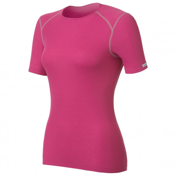 Odlo - Women's Shirt S/S Crew Neck Warm - T-shirt technique