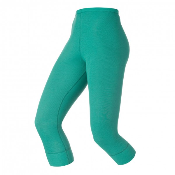Odlo - Women's Pants 3/4 Warm - Underkläder syntet