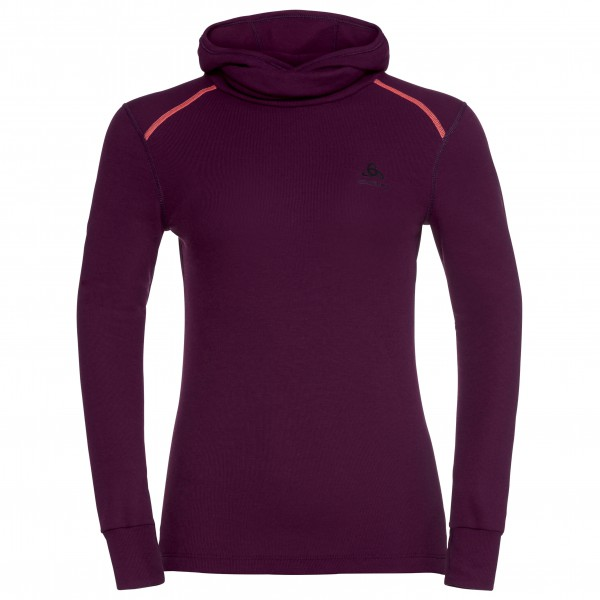 Odlo - Women's Shirt L/S With Facemask Warm