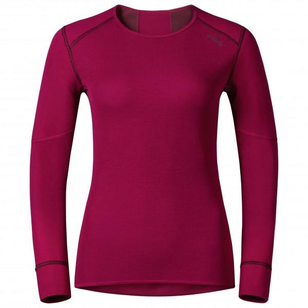 Odlo - Women's Shirt L/S Crew Neck X-Warm - Synthetic base layer