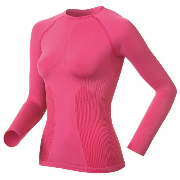 Odlo - Women's Shirt L/S Crew Neck Evolution Warm
