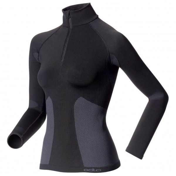 Odlo - Women's Shirt L/S 1/2 Zip Evolution Warm
