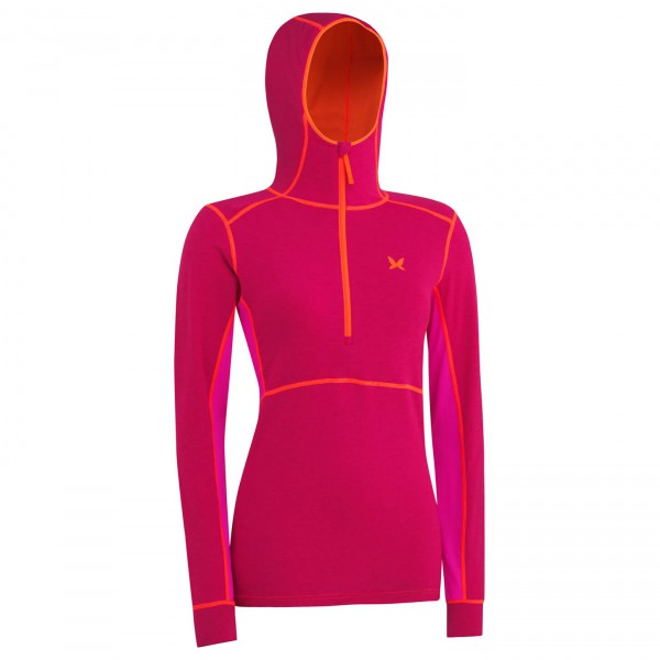 Kari Traa - Women's Svala Hood - Functional long-sleeve