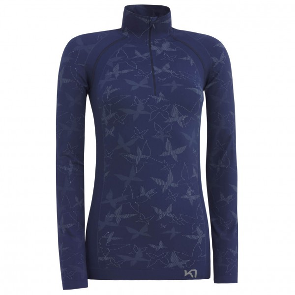 Kari Traa - Women's Butterfly 1/2 zip - Long-sleeve