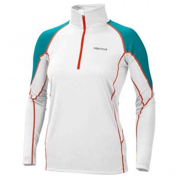 Marmot - Women's ThermalClime Pro LS 1/2 Zip - Long-sleeve
