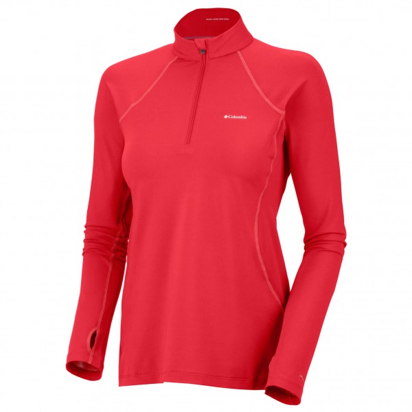 Columbia - Women's Baselayer LS 1/2 Zip