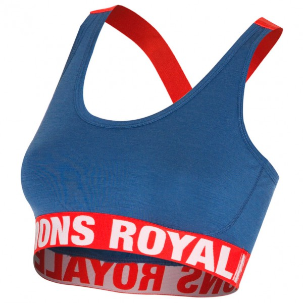 Mons Royale - Women's X Back Bra - Urheilurintaliivi