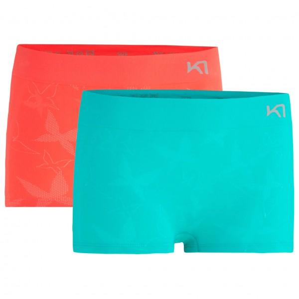 Kari Traa - Women's Butterfly Hipster II 2Pk - Underwear