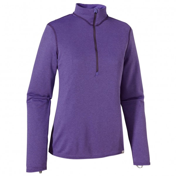 Patagonia - Women's Capilene 3 MW Zip Neck - Pulloverit