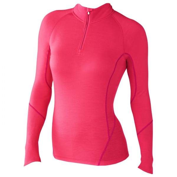 Smartwool - Women's NTS Light 195 Zip T - Longsleeve