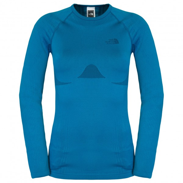 The North Face - Women's Hybrid LS Crew Neck - Alusvaatteet