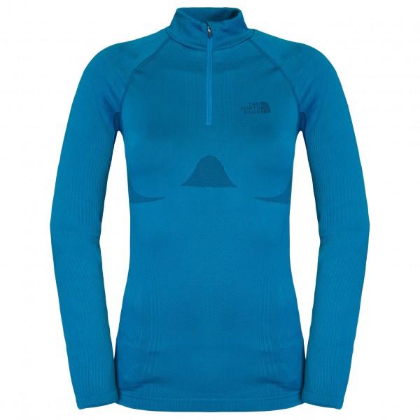 The North Face - Women's Hybrid LS Zip Neck - Sous-vêtements
