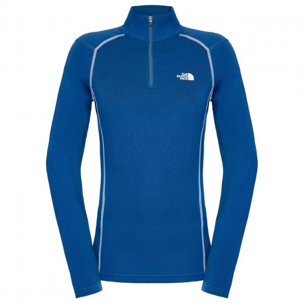 The North Face - Women's Warm LS Zip Neck - Alusvaatteet