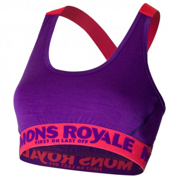 Mons Royale - Sports Bra - Sportbeha