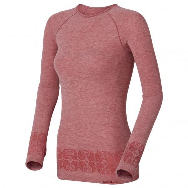 Odlo - Women's Shirt L/S Crew Neck Zeromiles - Longsleeve