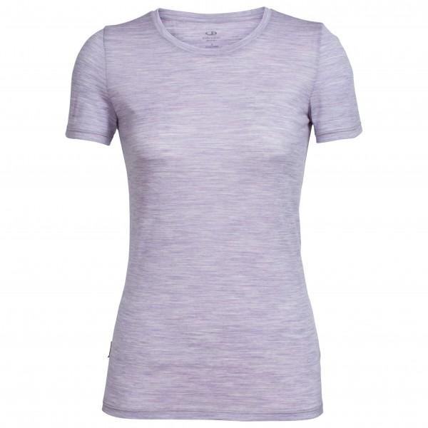 Icebreaker - Women's Tech Lite SS Crewe - T-shirt