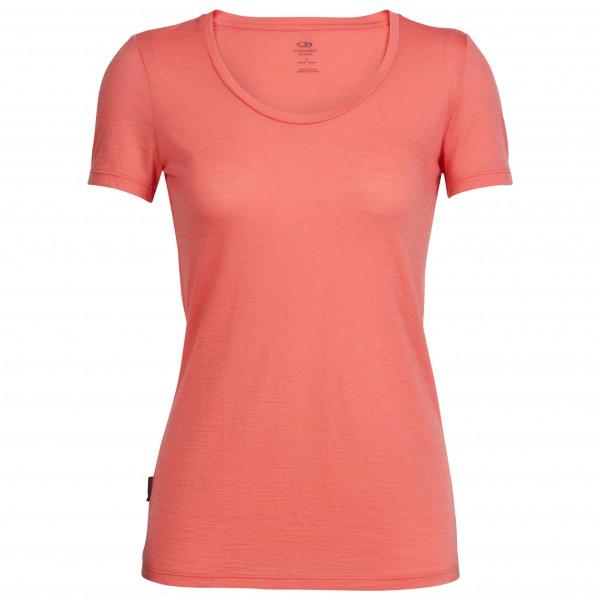 Icebreaker - Women's Tech Lite S/S Scoop - T-Shirt