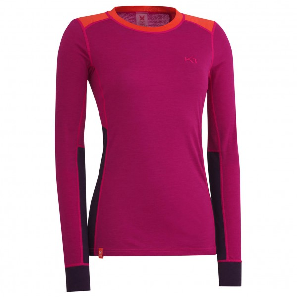 Kari Traa - Women's Tikse LS - Long-sleeve
