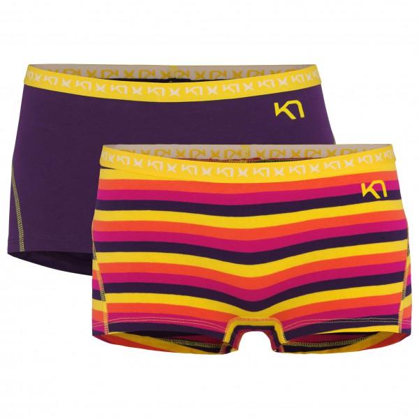 Kari Traa - Women's Vinst Hipster 2Pk - Pitkät alushousut