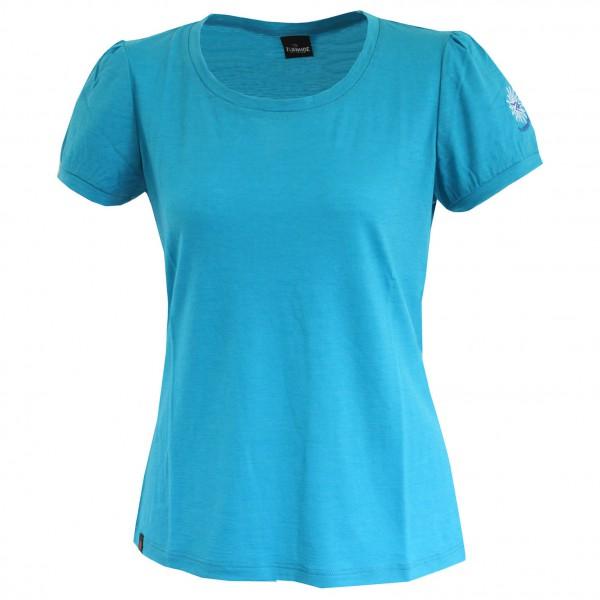 Ivanhoe of Sweden - Women's Underwool Titti S/S - T-Shirt