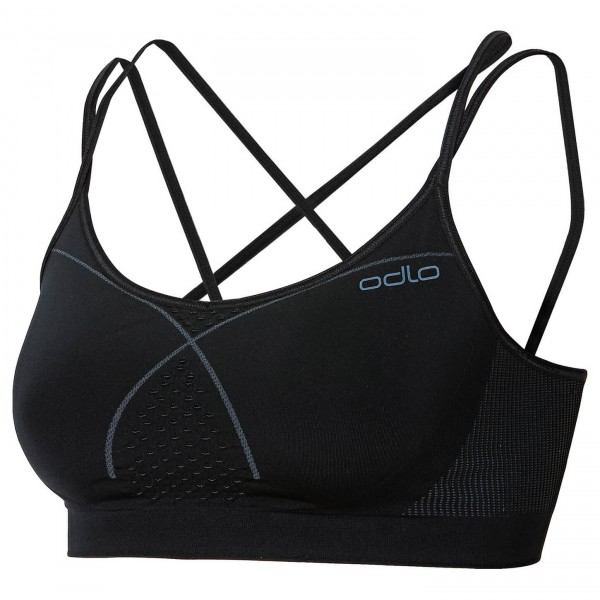 Odlo - Women's Sports Bra Seamless Bra Top Soft