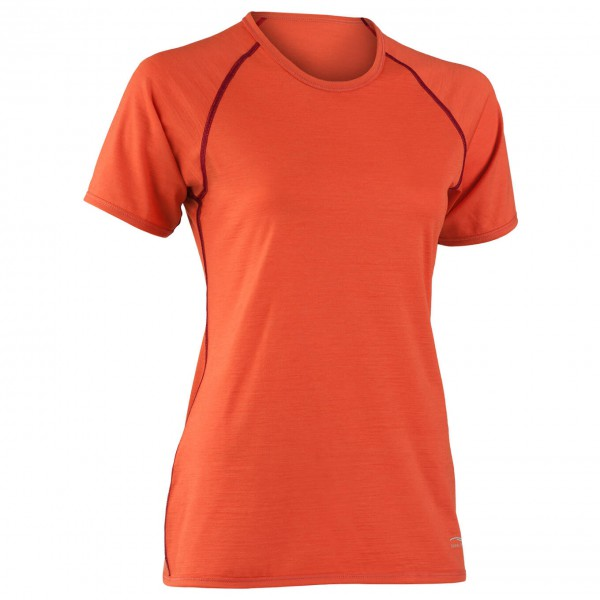 Engel Sports - Women's Shirt S/S Regular Fit - Silkkialusvaatteet