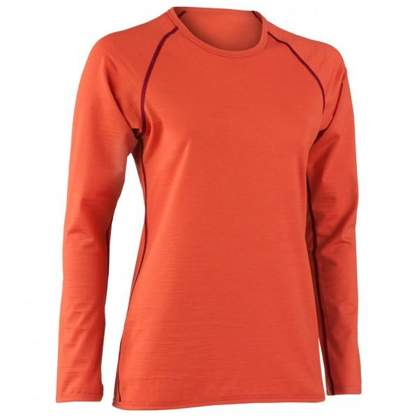 Engel Sports - Women's Shirt L/S Regular Fit - Zijden ondergoed