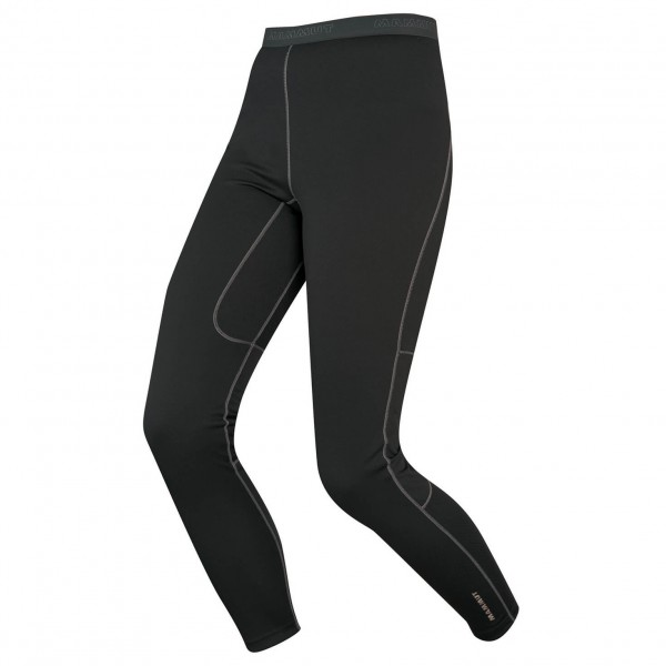 Mammut - Women's Go Warm Pants Long - Pitkät alushousut