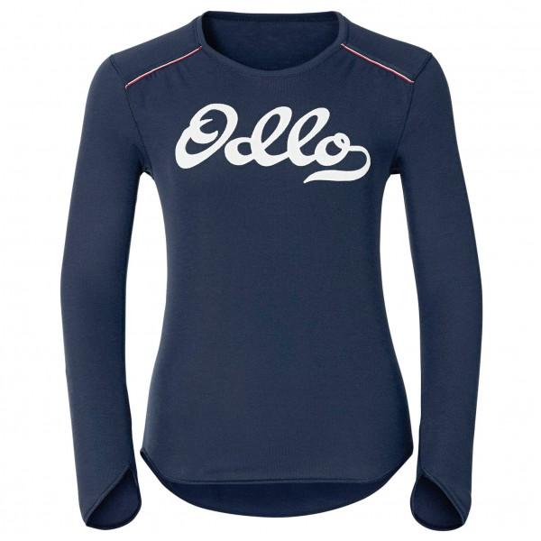 Odlo - Women's Vallée Blanche Warm Shirt L/S Crew Neck