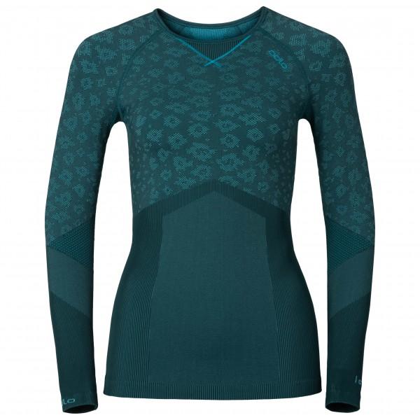 Odlo - Women's Blackcomb Evolution Shirt L/S Crew Neck - Tekokuitualusvaatteet