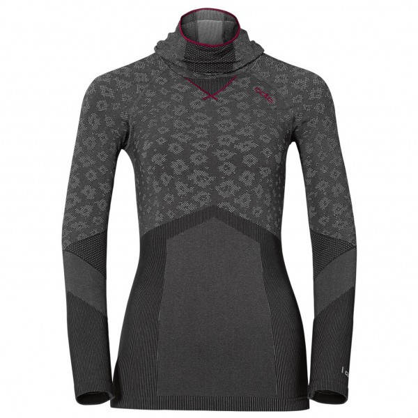 Odlo - Women's Blackcomb Evolution Shirt L/S With Facemas