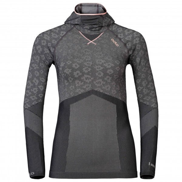 Odlo - Women's Blackcomb Evolution Shirt L/S With Facemask