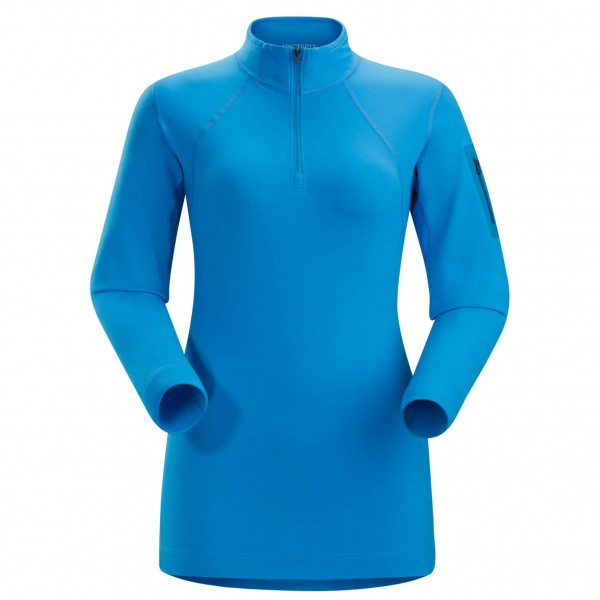 Arc'teryx - Women's Rho Lt Zip Neck - Manches longues