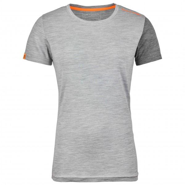 Ortovox - Women's 185 Rock'N'Wool Short Sleeve - Merinounterwäsche