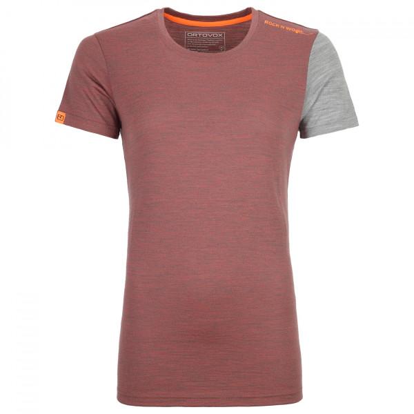Ortovox - Women's Merino 185 R 'N' W Short Sleeve - Merino base layer