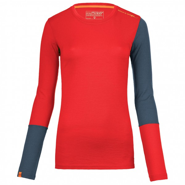 Ortovox - Women's Merino 185 R 'N' W Long Sleeve